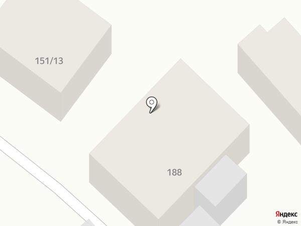 Фирма на карте Армавира