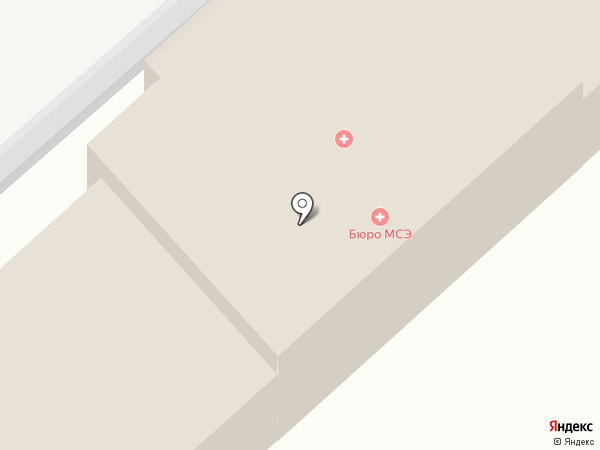Главное бюро медико-социальной экспертизы по Краснодарскому краю на карте Армавира
