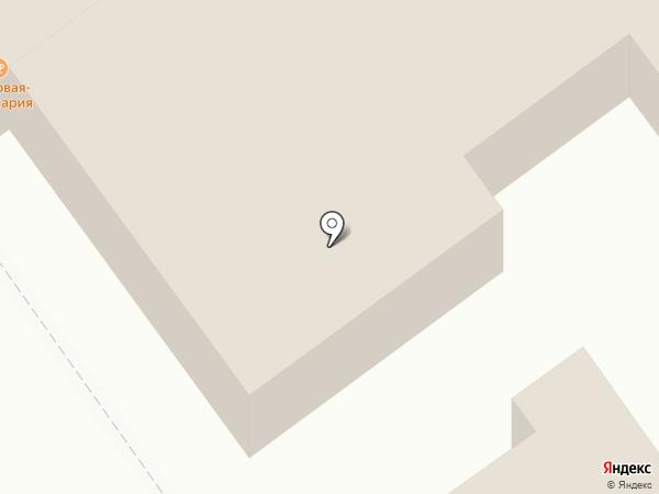 Армавирская межрайонная база на карте Армавира