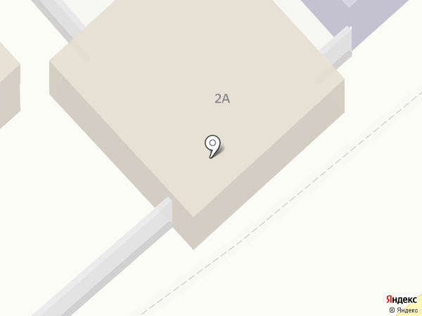 Магазин автозапчастей для ГАЗ на карте Армавира