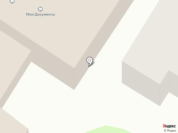 Спасские ворота-М на карте Кохмы