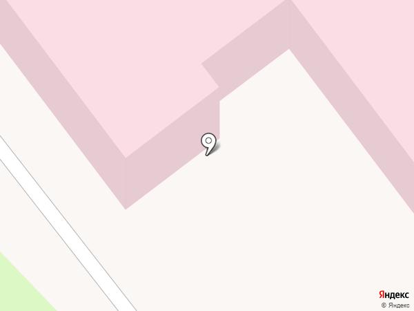 Скорая медицинская помощь на карте Кохмы