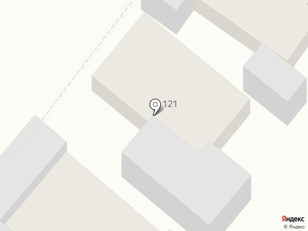 Аксель на карте Армавира