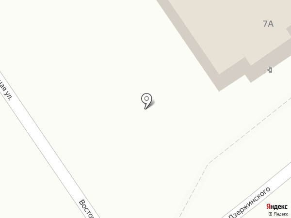Восток на карте Кохмы