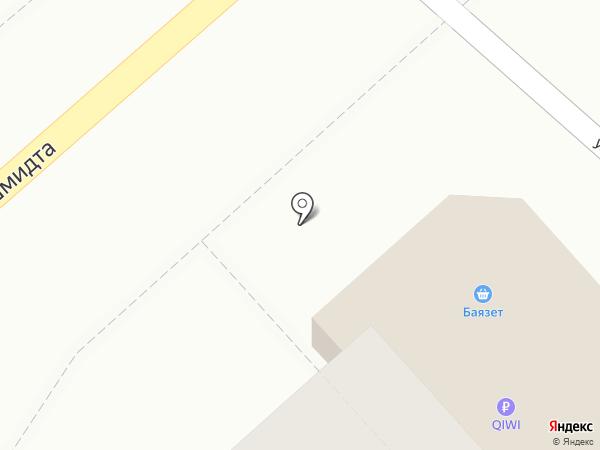 Минимаркет на карте Армавира