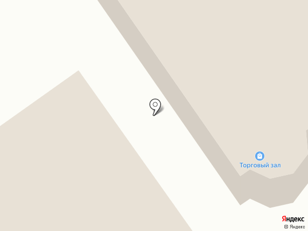 Торговый зал на карте Армавира