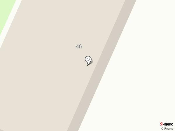 Станция юных техников на карте Кохмы