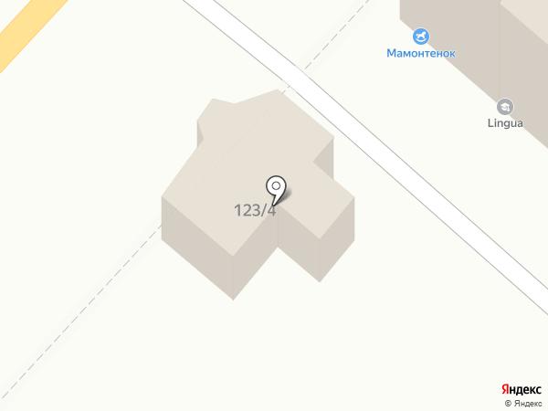 МАК-ДАК на карте Армавира