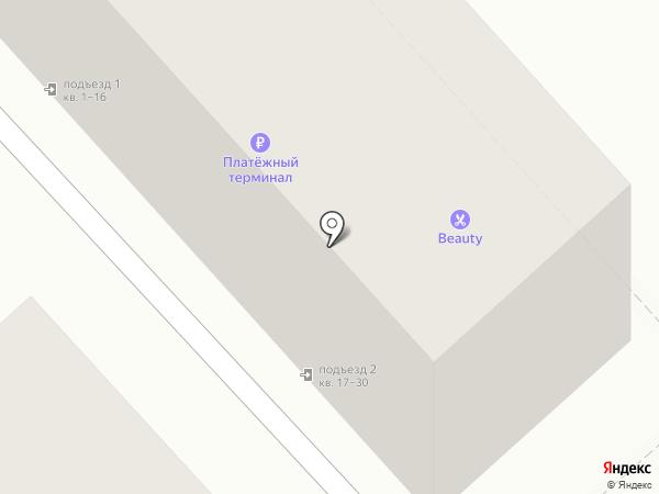 Диалина на карте Армавира