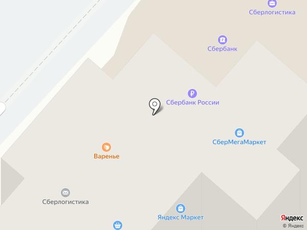 Очаково на карте Армавира
