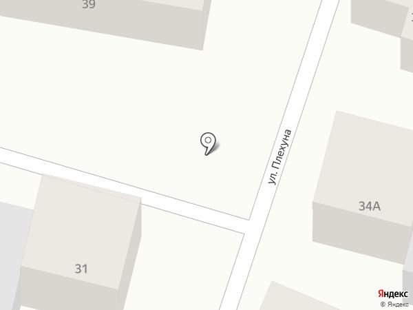 студия красоты Снежанны Луценко на карте Армавира