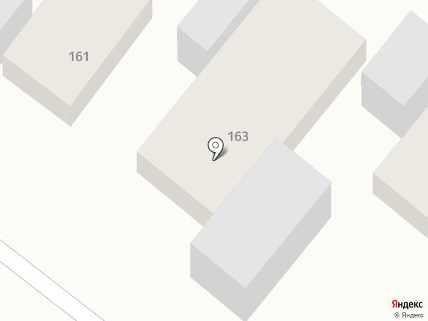 Панорама на карте Армавира