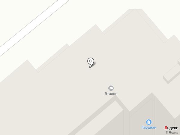 Эталон, ТСЖ на карте Армавира
