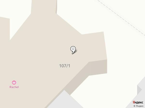 Армавирский участок инкассации на карте Армавира