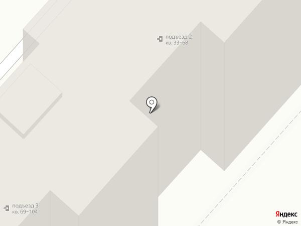 Ефремовское на карте Армавира
