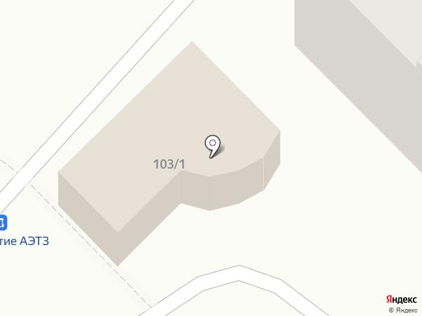 Донна на карте Армавира