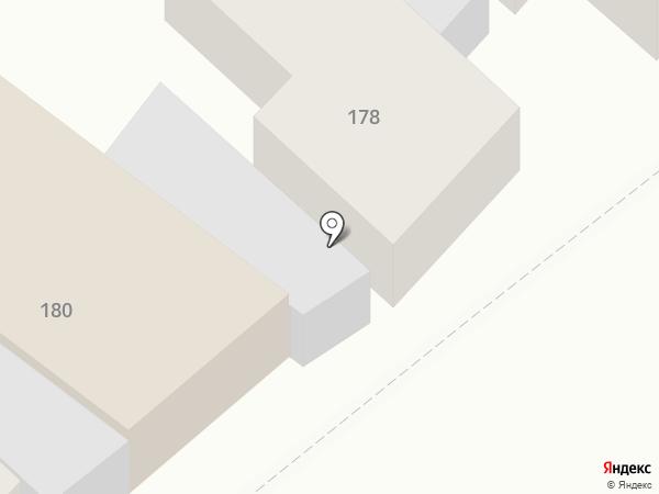 Прораб на карте Армавира