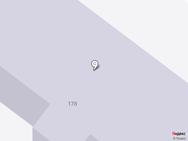 Специальная (коррекционная) школа-интернат №2 г. Армавира на карте Армавира