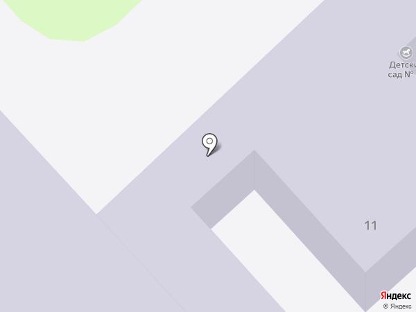 Детский сад №43 на карте Армавира