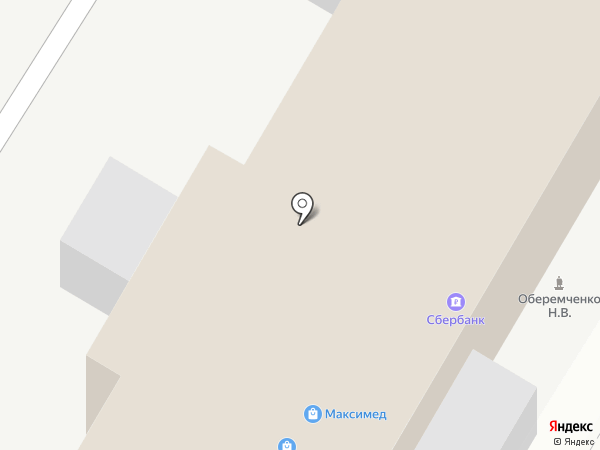 Мотоблок на карте Армавира