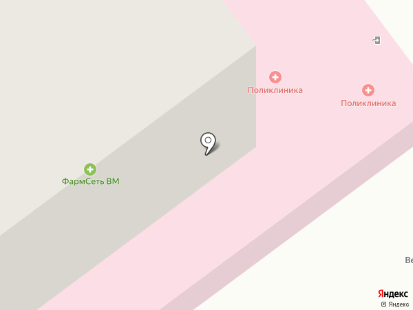 Согаз-Мед на карте Кохмы
