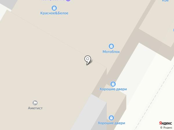 Магазин мотоблоков на карте Армавира