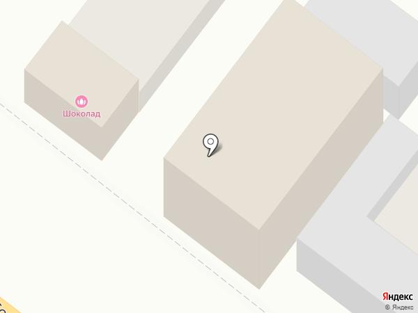 Шоколад на карте Армавира