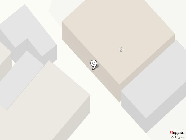 Метагон на карте Армавира