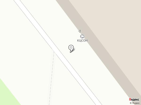 Кохомский комплексный центр социального обслуживания населения на карте Кохмы