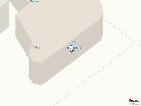 Оценка-Армавир на карте Армавира