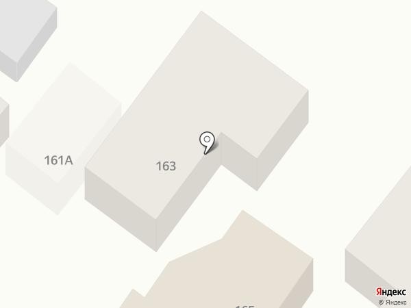 Лагуна на карте Армавира