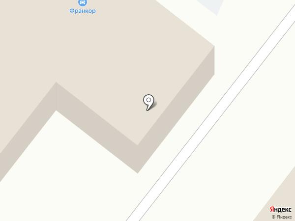 Юг-Пласт на карте Армавира