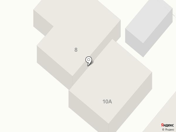 Декинг-Люкс на карте Армавира