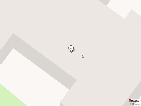 Костромская областная психиатрическая больница на карте Никольского