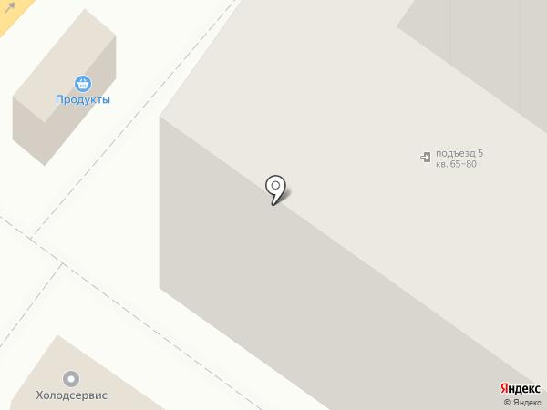 Банкомат, Крайинвестбанк, ПАО на карте Армавира