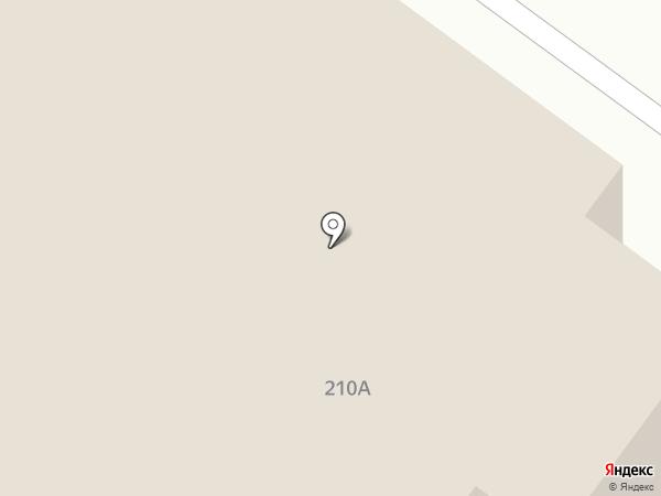 Солнышко на карте Армавира