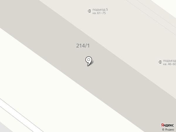 Участковый пункт полиции на карте Армавира