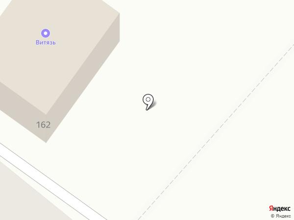 Витязь на карте Армавира