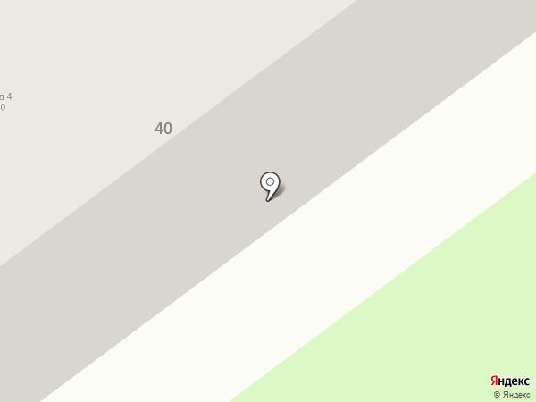 Горизонт, ТСЖ на карте Кохмы
