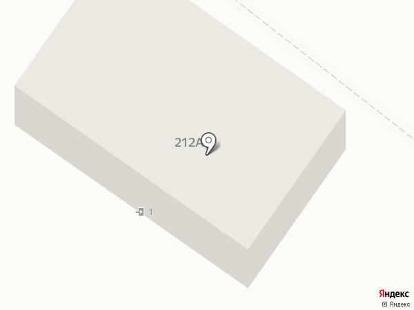 Юг-Авто на карте Армавира