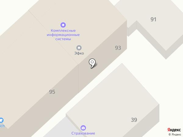 Rich на карте Армавира