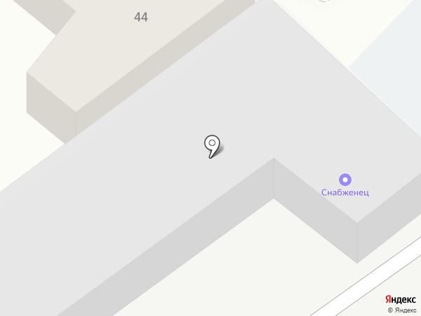ODA на карте Армавира