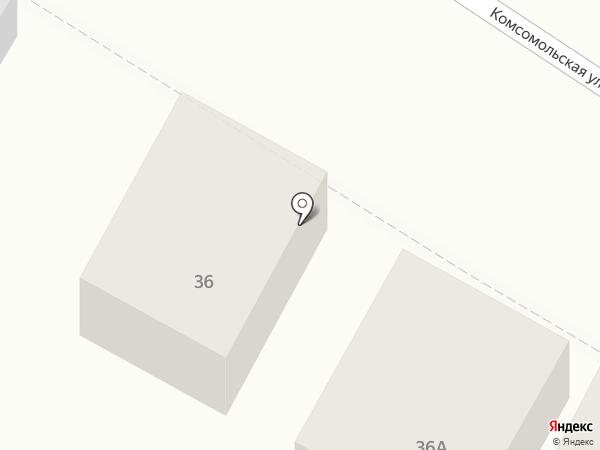 Автоювелир на карте Армавира