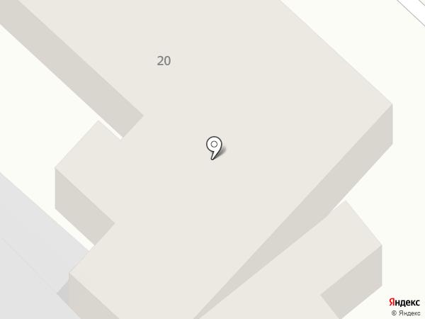 Исполнитель на карте Армавира