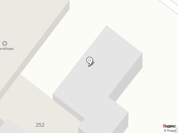 Арго-Нова на карте Армавира