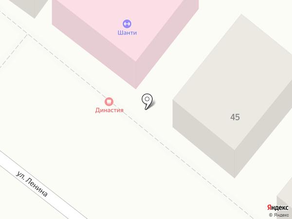 Династия на карте Армавира
