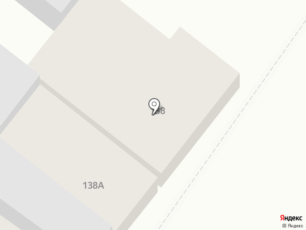 Аннушка на карте Армавира