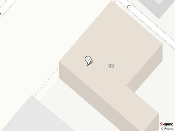 Милес на карте Армавира