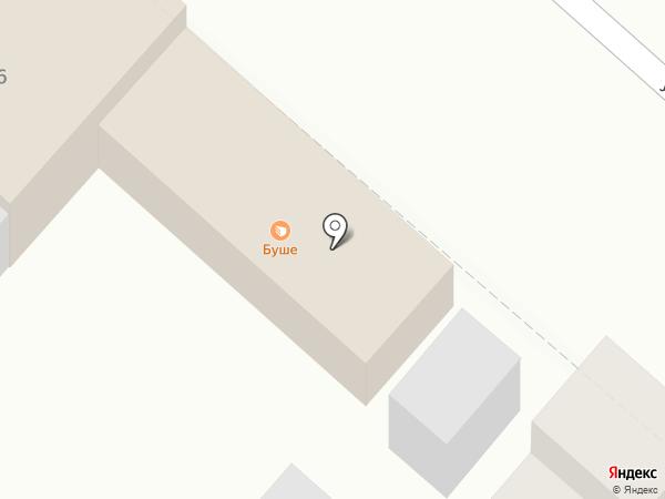Любимое Буше на карте Армавира