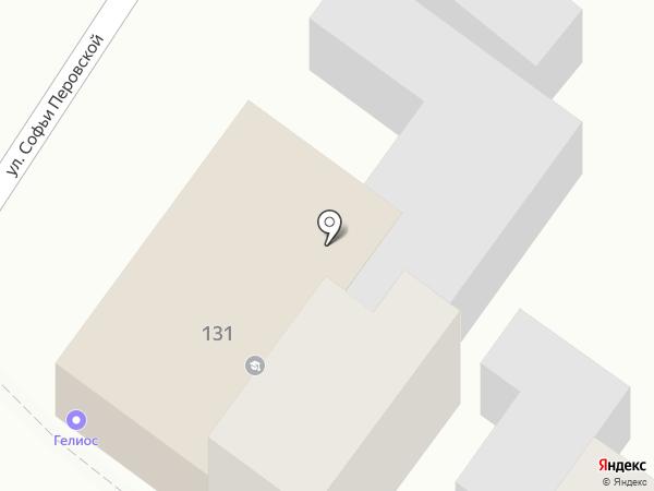 ГО и ЧС, НОУ на карте Армавира